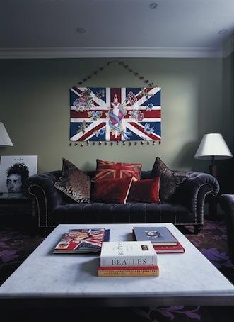 Jo Berryman's lounge