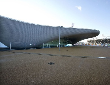 aquatics centre today