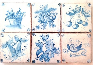 tiles caltagirone