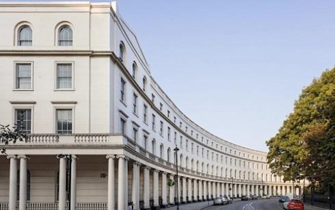 Park Crescent Neo-Classical