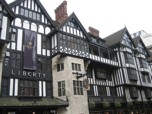 Liberty Tudor Revival