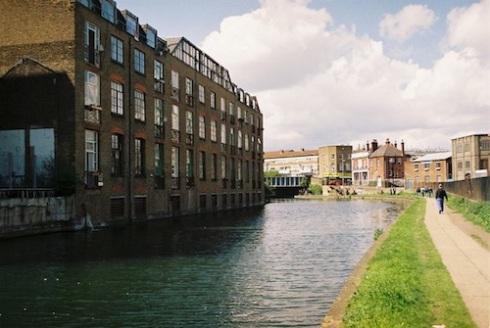Regents Canal Victorian