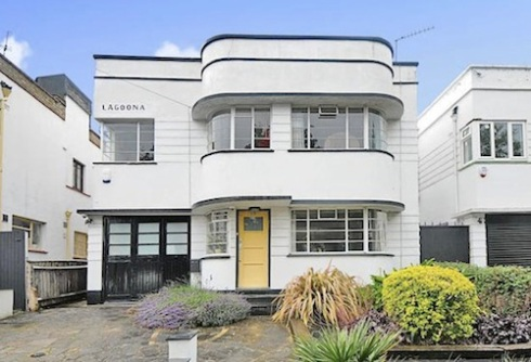 Southgate Art Deco